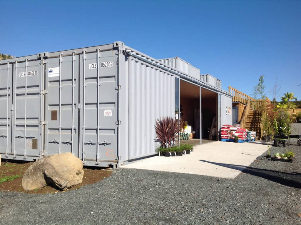 20 ft shipping containers for sale in NZ