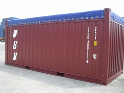 Open Top Shipping Container - Benefits & Uses
