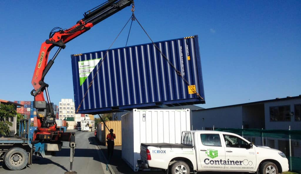 The Do's and Don't's of hiring shipping containers