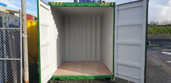 10 ft shipping containers to hire or buy