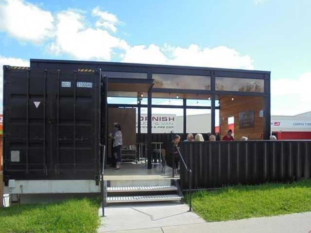 A guide to the different types of shipping containers.